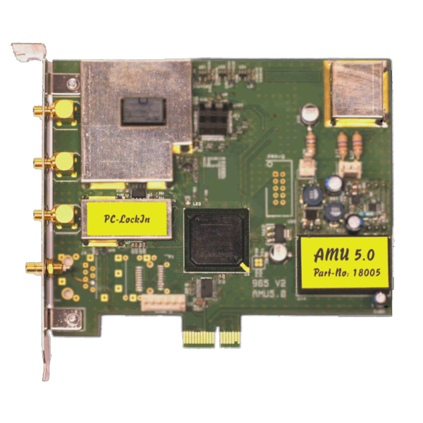 PCI express Card - AMU 5.0